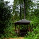 Schutzhütte am Liepnitzsee