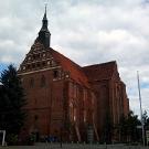 Die Kirche von Bad Wilsnak
