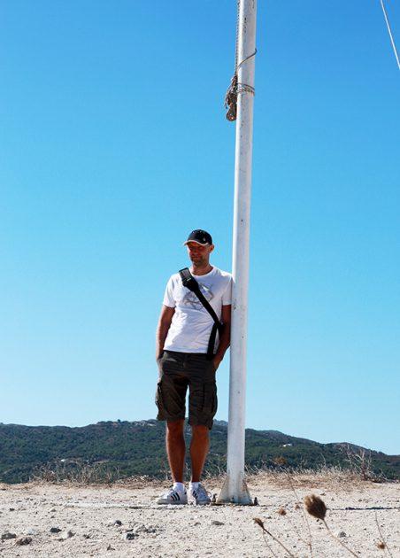 Wandern, Outdoor, Abenteuer. Hier: Kefalou Ko auf der griechischen Insel Kos.