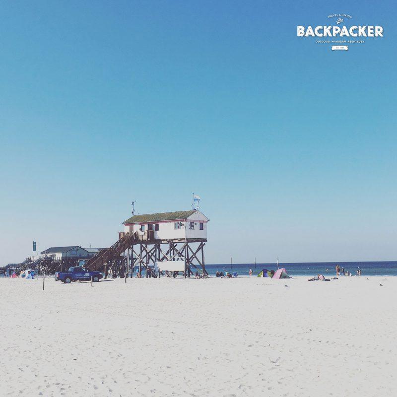 Bademeister, Strandkorbvermietung, Lebensretter – alles mit bester Übersicht.