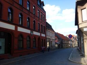 Tangermünde - Hauptstrasse