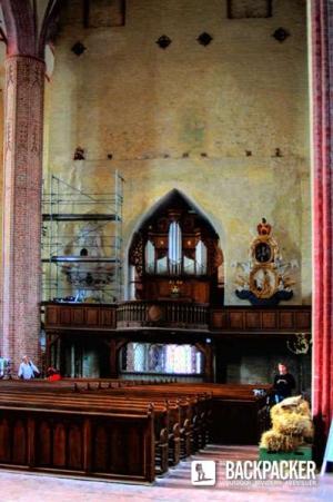 In der Wunderblutkirche St. Nikolai