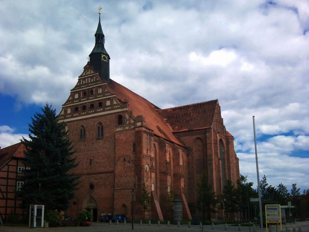 Ziel damals wie heute: die Wunderblutkirche in Bad Wilsnak