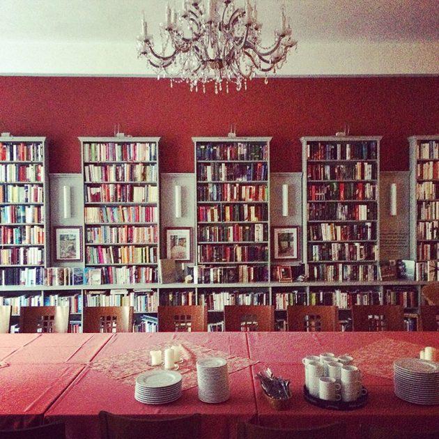 Landgasthaus Moritz in Rädigke – seit über 300 Jahren in Familienbesitz inklusive eigener Bibliothek