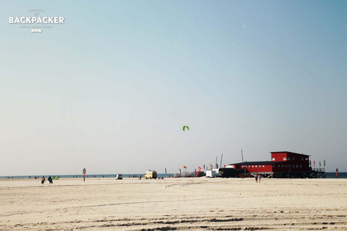 Sandbank, Strand, riesiger Spielplatz – Worte gibt es viele für den Strand bei St. Peter-Ording.