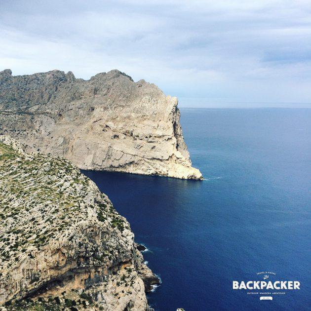 Typisch Mallorca: die Buchten am Cap Formentor