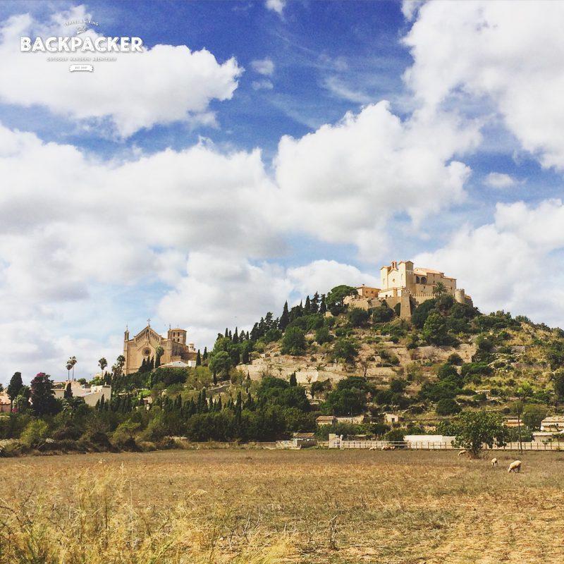 Die Kathedrale von Artà