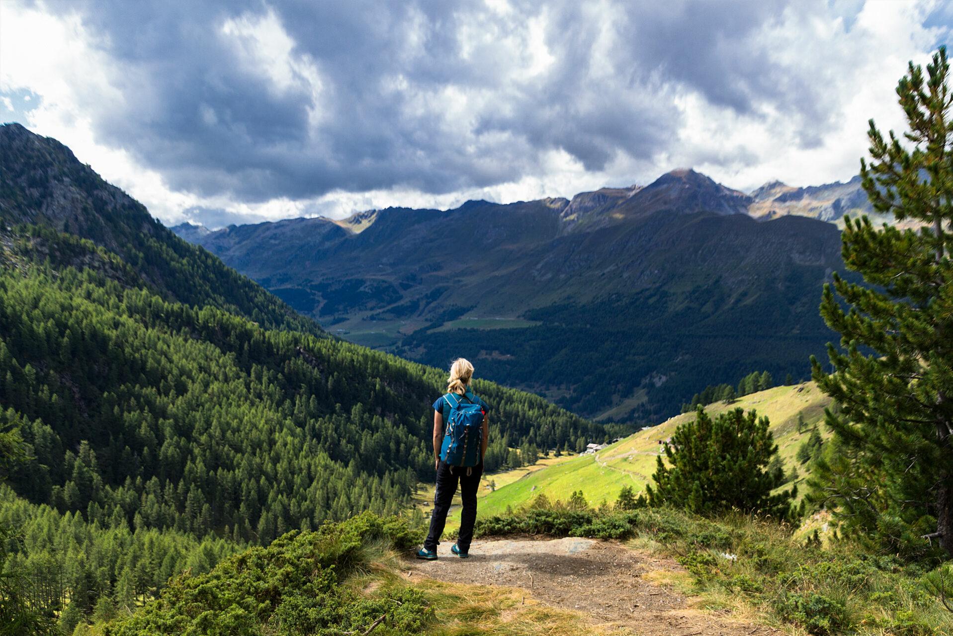 Willkommen im Aostatal
