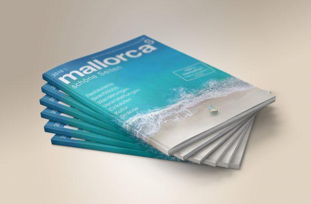 "Cover des Magazins ""Mallorcas Schönste Seiten"" // Titelmotiv © Stefan Loiperdinger"