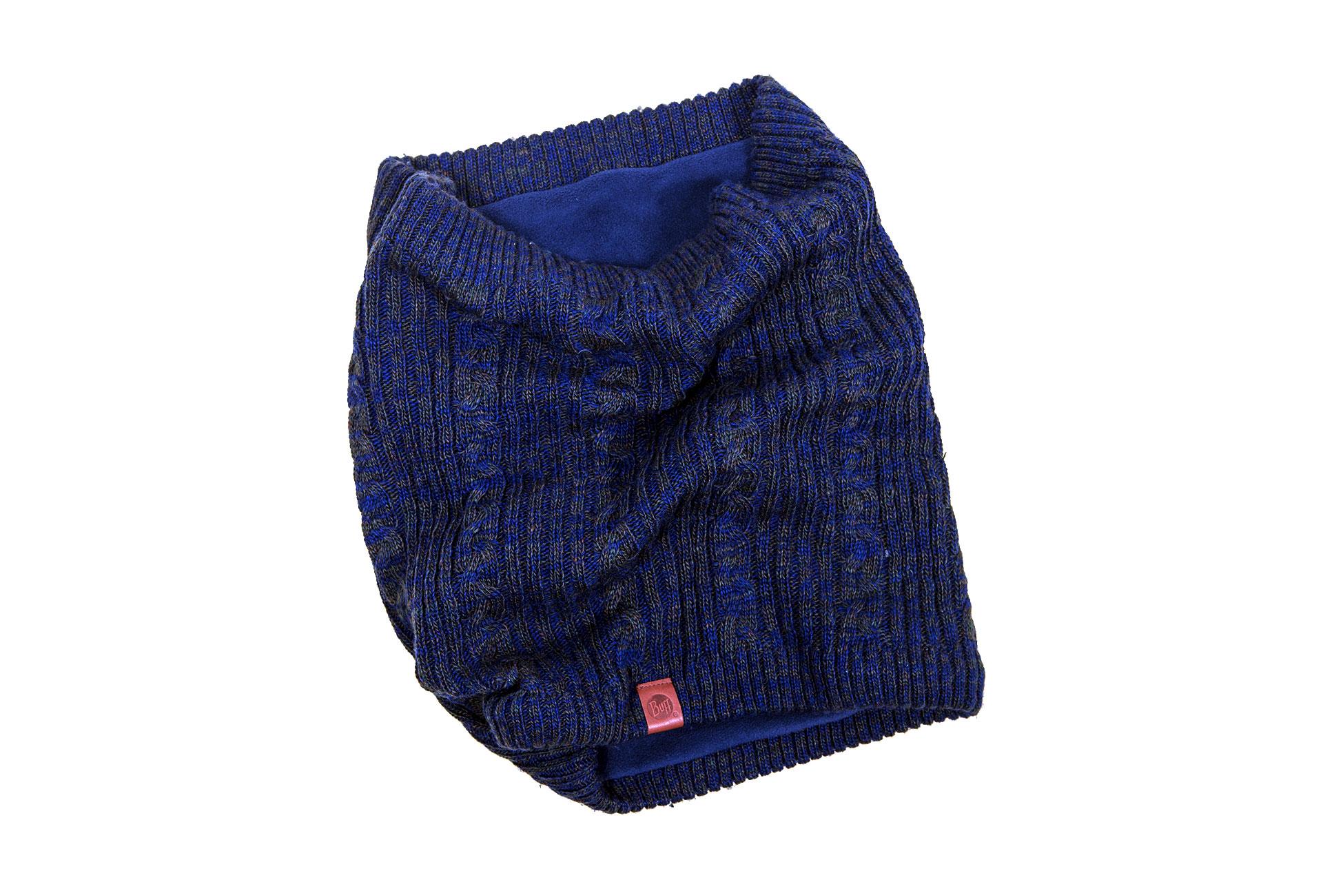 Der BUFF® Knitted & Primaloft® Fleece Neckwarmer ist atmungsaktiv, schnelltrocknend und hält besonders an kühlen Tagen warm.