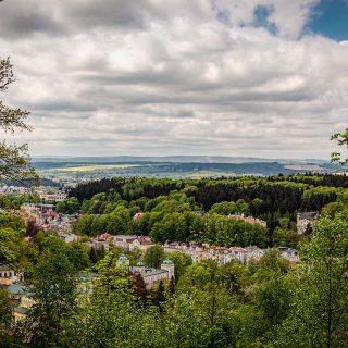Marienbad im Kaiserwald