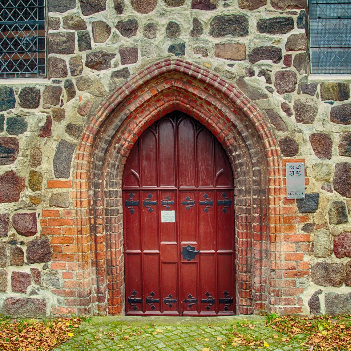 Ziel der Wanderung: die ehemalige Bischofsresidenz in Ziesar