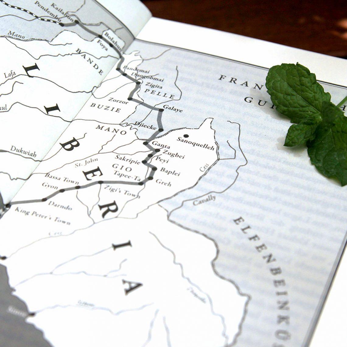 Graham Greene nimmt den Leser mit auf seine Expedition ins unbekannte Land.